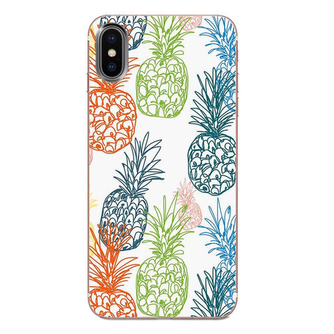 Coque Ananas pour Apple iPhone 11Pro Max