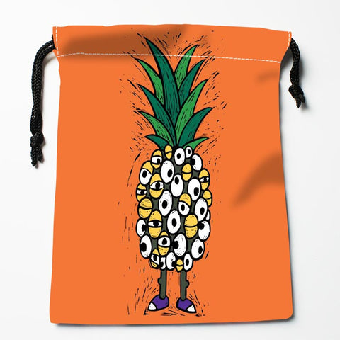 Sac Couture Ananas orange
