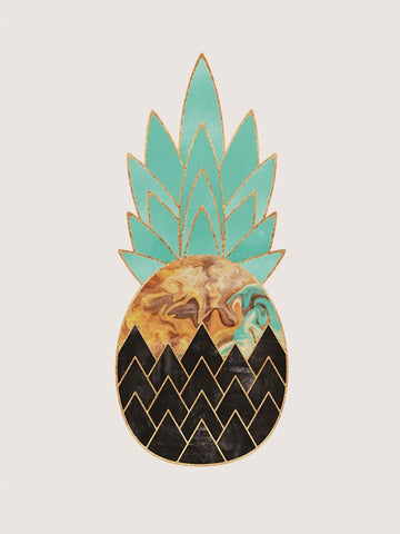 Tableau ananas scandinave Posters A