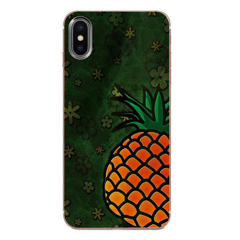 Coque Ananas pour Apple iPhone 11 Pro
