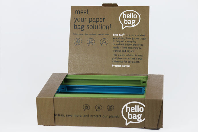 Mixed Mint Hello Bag (3 Pack)