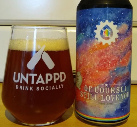 Creative Juices - Of Course I Still Love You Beer