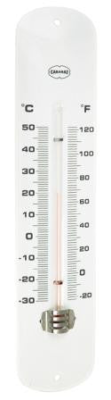 Thermometer retro wit