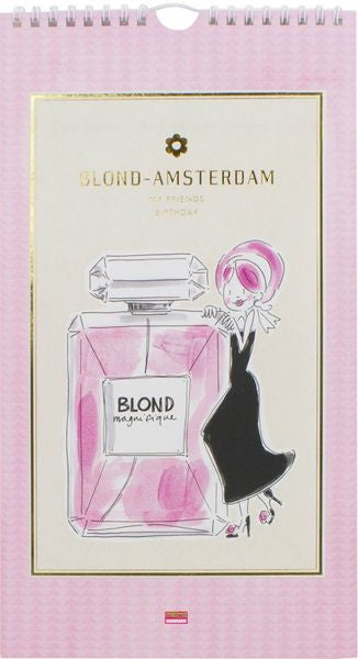 Birthday Calendar Blondparfum