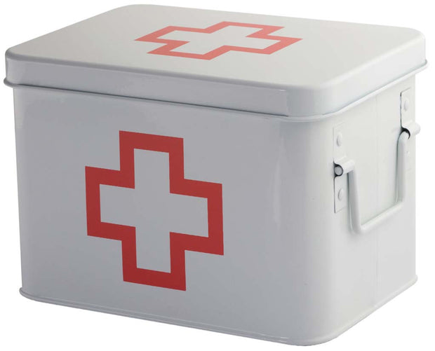 First-aid kit box M