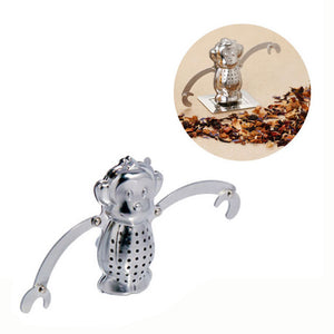 Tea infuser - Monkey Tea Time
