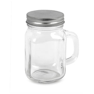 Mok Mason Jar 350 ml - glas