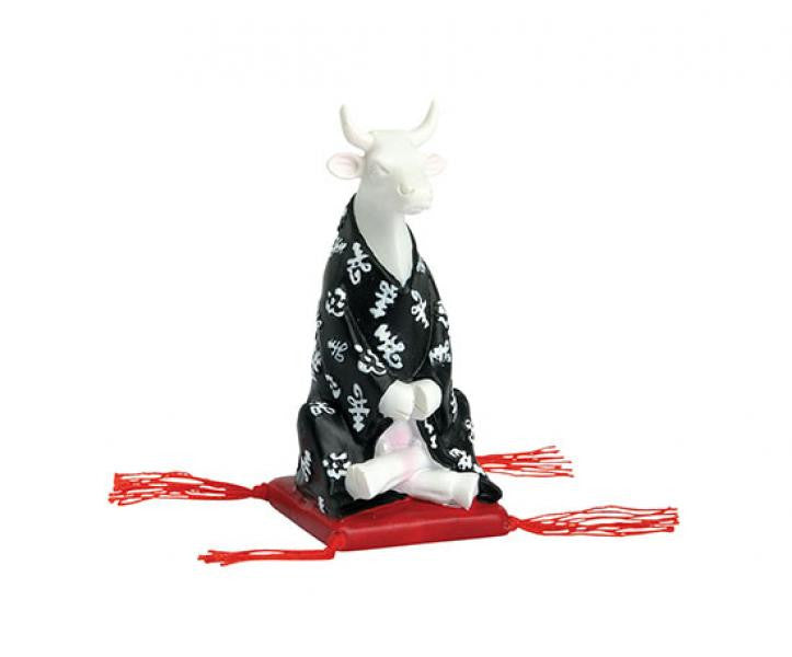 Meditating Cow (small)