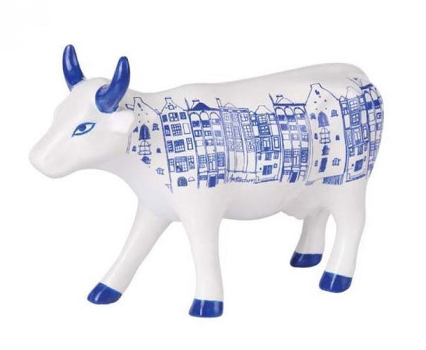 Amsterdam Cow (medium ceramic)