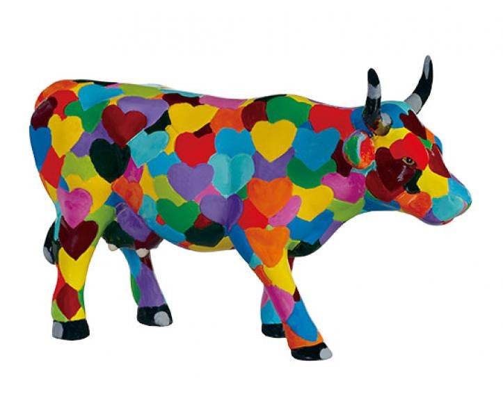 Heartstanding Cow (medium)