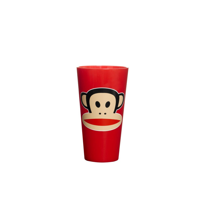 Drinkbeker 550ml rood