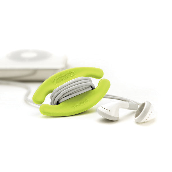 Cord Wrap - Small - Lime