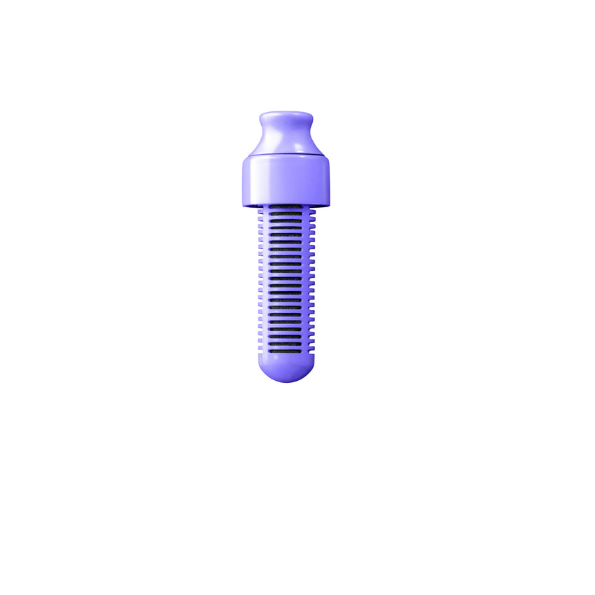 Bobble filter Lavendel
