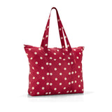 Travelshopper mini-Maxi - ruby dots