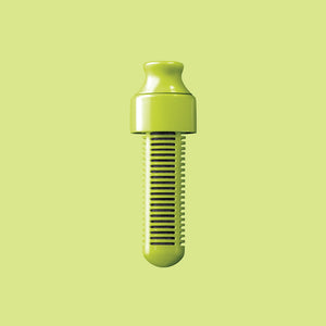 Bobble filter Limegroen