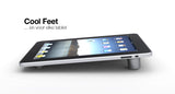 Laptopvoetjes 'Cool Feet'