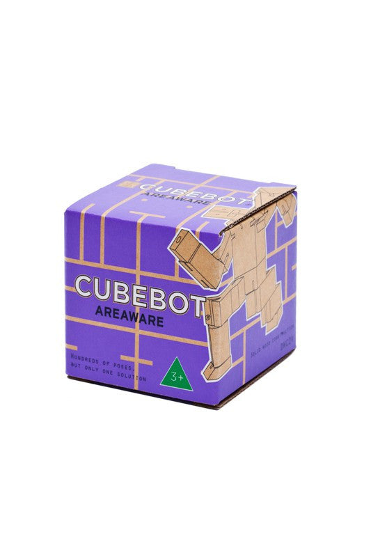 Cubebot - Small paars