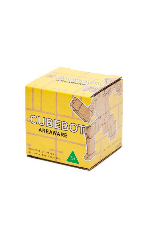 Cubebot - Small geel