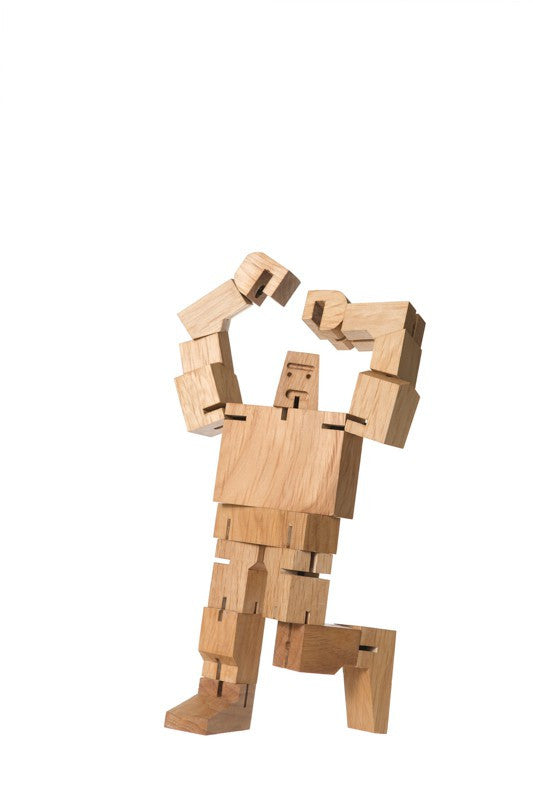 Cubebot - Small - Julien naturel