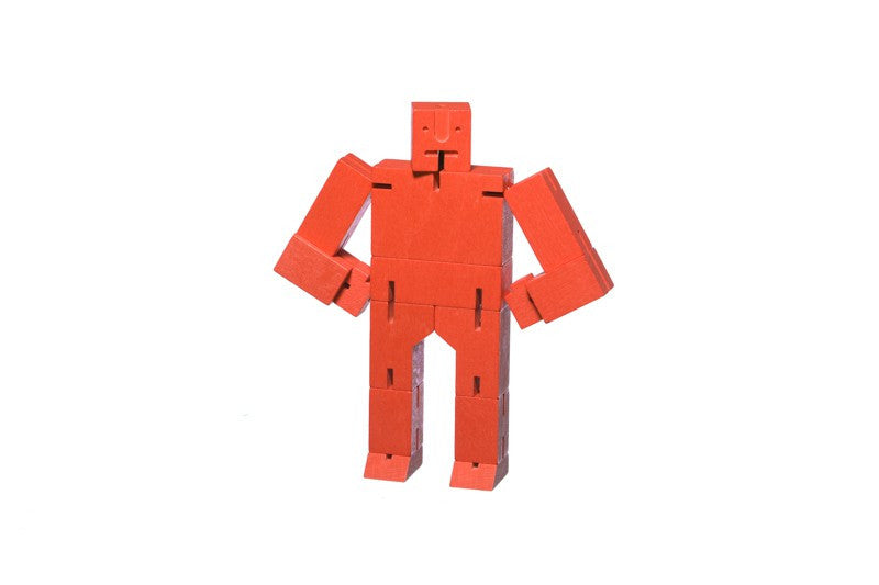 Cubebot - Micro rood