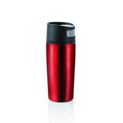 Thermos beker Auto 300ml rood