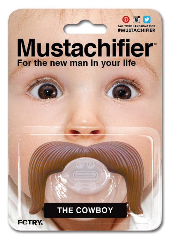 Mustachifier - The Cowboy