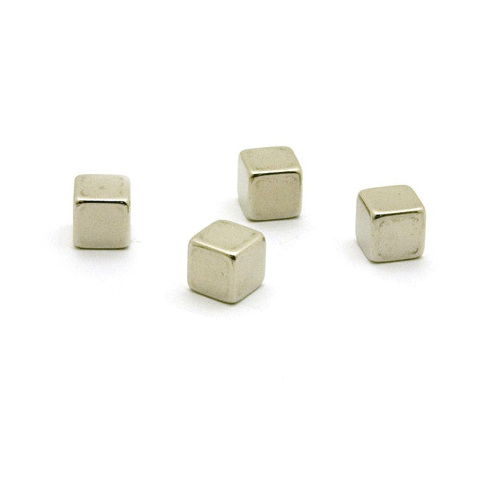 Magneten Magic Cube - 4 stuks
