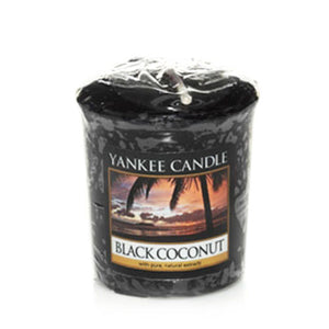 Votive Black Coconut