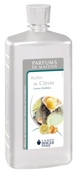 Bulle de citron / Lemon Bubbles 1L