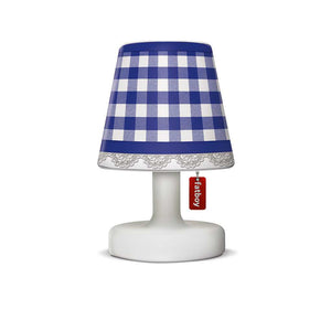Cooper Cappie plaid blue