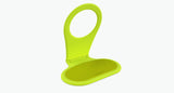 Folding Phone Holder - Lime
