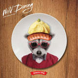 Bord - Wild Dining - Small - Raccoon
