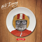 Bord - Wild Dining - Small - Lion