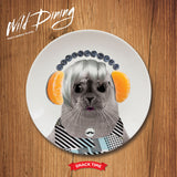 Bord - Wild Dining - Small - Seal