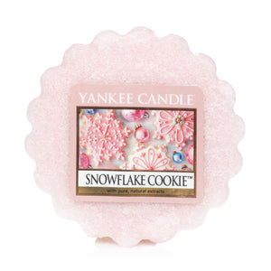 Tart Snowflake Cookie
