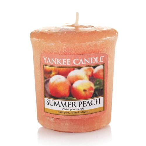 Votive Summer Peach