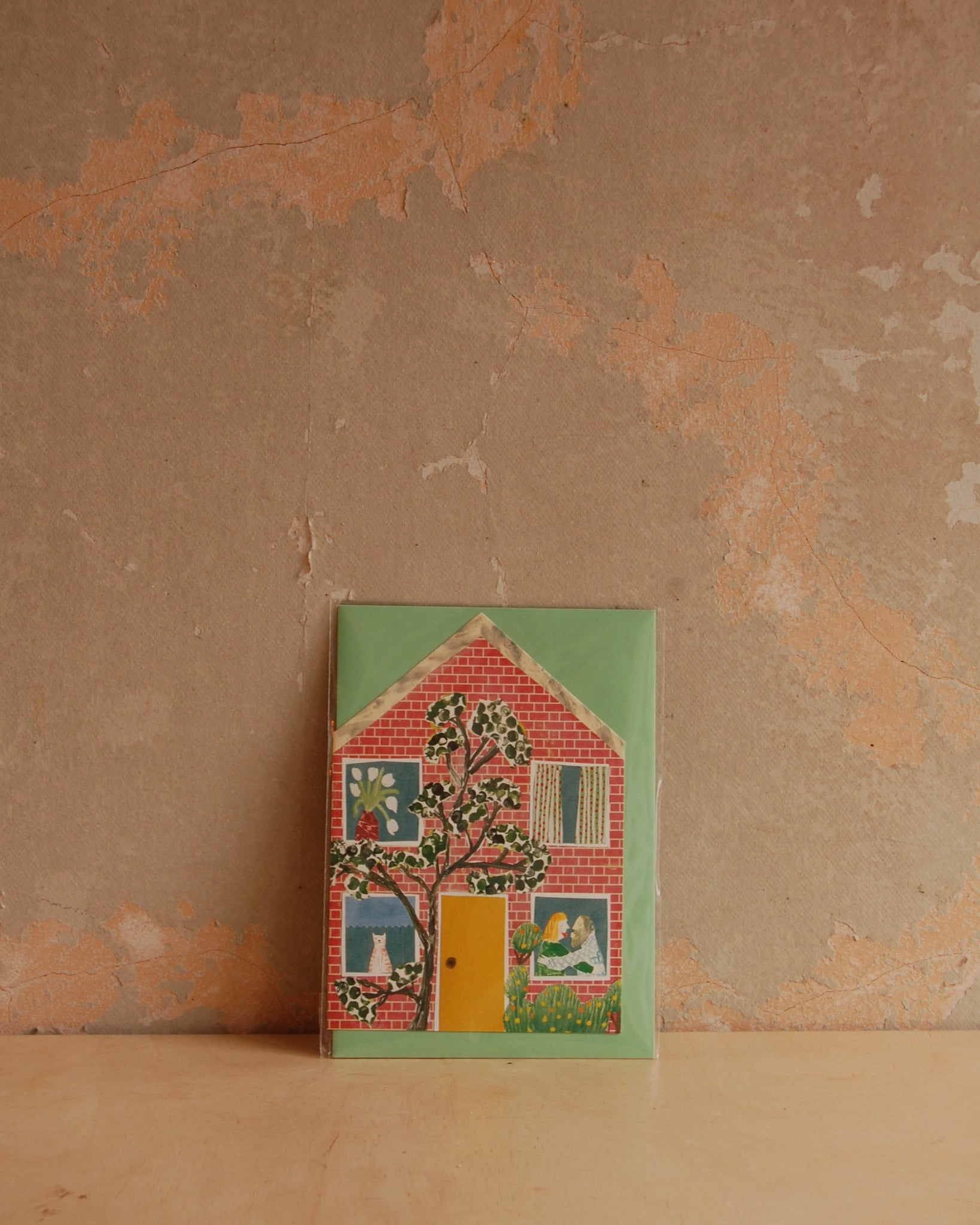 Little Townhouse Card