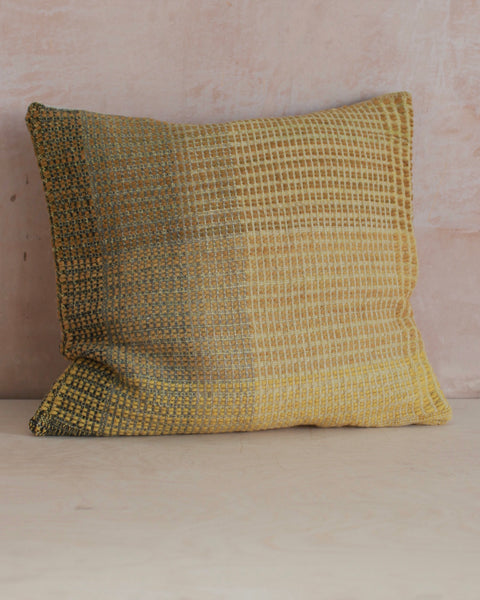 Lalla large handwoven cushion
