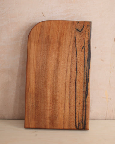 Large chunky spalted beech chopping board 2