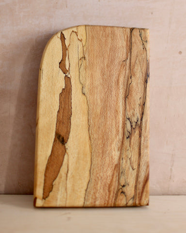 Medium chunky spalted beech chopping board