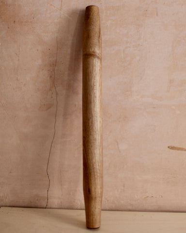 Walnut French style rolling pin 2