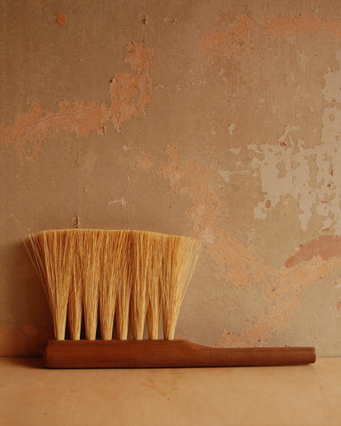 Black Walnut Dusting Brush