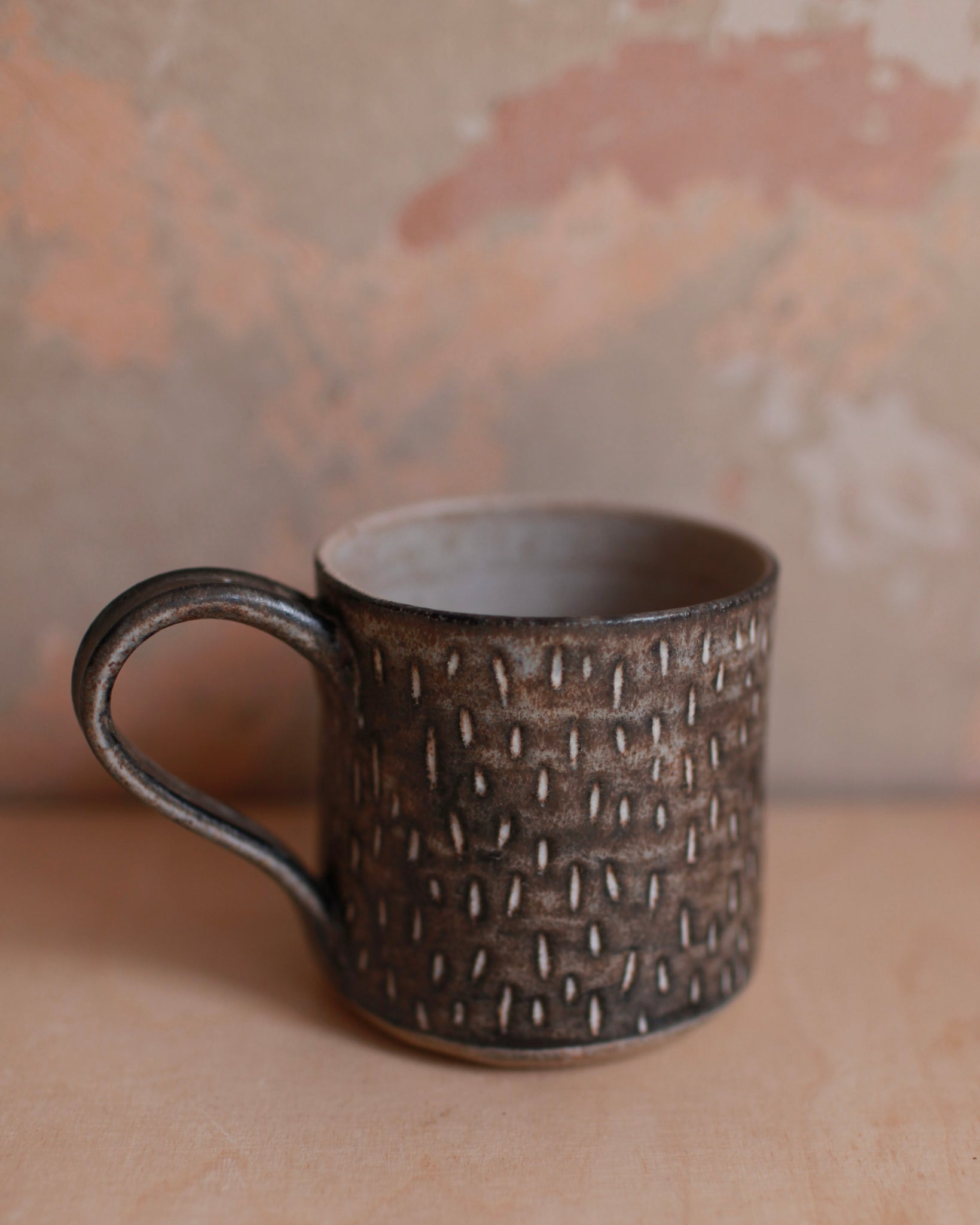 Pebble Mug - Matt Glaze