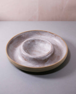 NH A0007 Chip N Dip Serving Dish