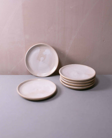 Small Stoneware Trinket Dishes