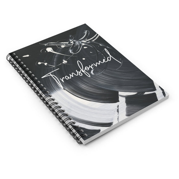 Spiral Notebook - Transformed