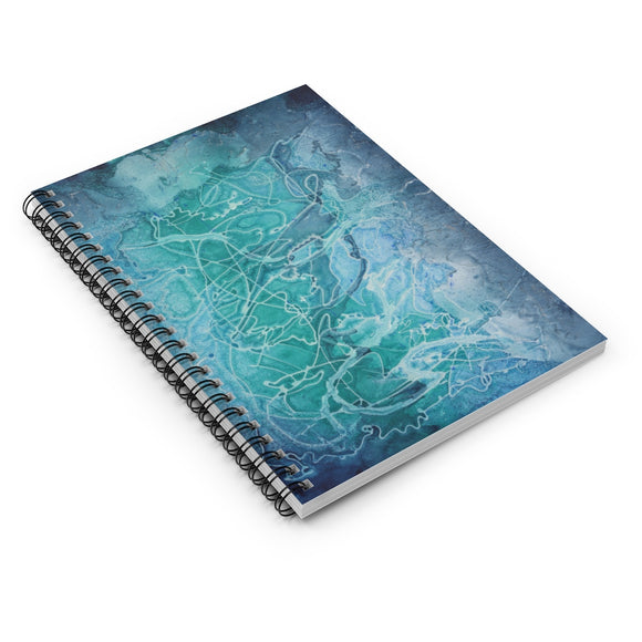 Spiral Notebook - I Am CONSCIOUS