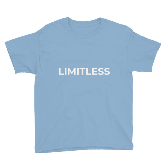 Youth Short Sleeve T-Shirt - LIMITLESS