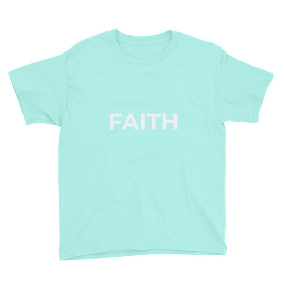 Youth Short Sleeve T-Shirt - FAITH