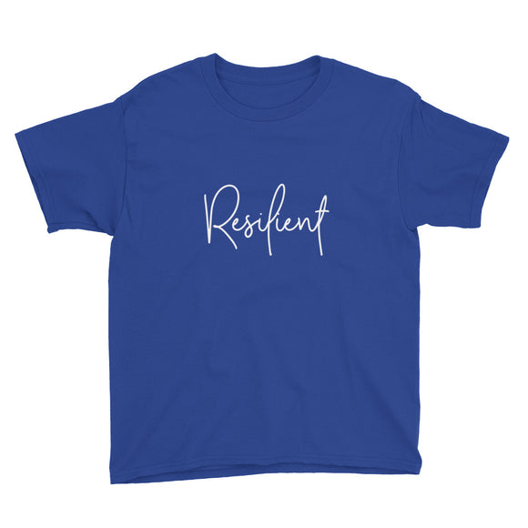 Youth Short Sleeve T-Shirt - Resilient